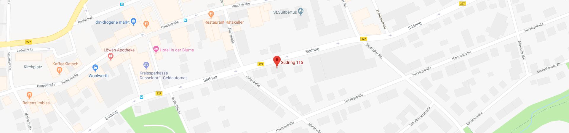 Südring 115 - Ratingen Heiligenhaus